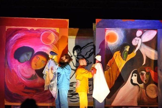Il Cerchio magico do Prospero - Teatro del Drago