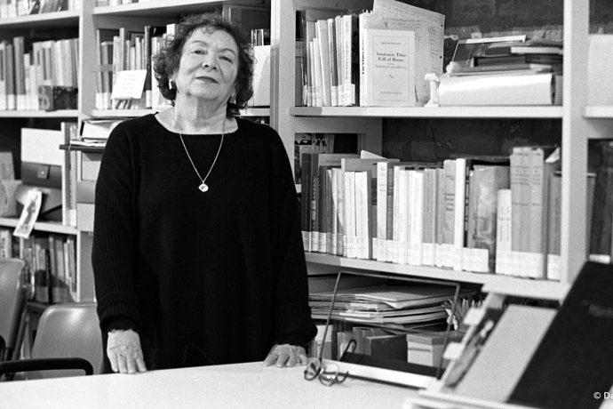 Renata Molinari (photo: Daniele Ferroni)