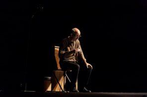 Acquasantissima, diretto e interpretato da Fabrizio Pugliese