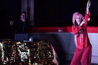 Michela Lucenti in Concerto Fisico