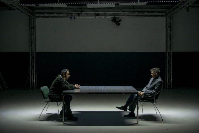 Marco Quaglia e Stefano Patti in Echoes
