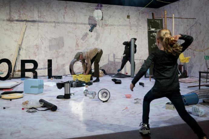 War (photo: labiennale.org)
