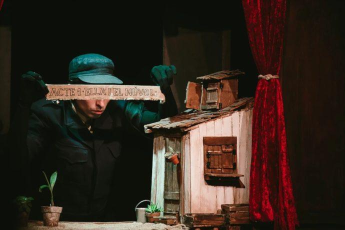 La compagnia spagnola Ortiga ha chiuso il festival Incanti 2019