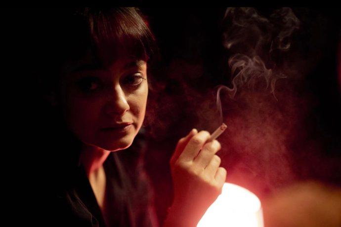 Il dolore di Elena Arvigo (photo: Manuela Giusto)