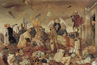 Felix Nussbaum, Il Trionfo della Morte