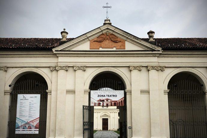 San Pietro in Vincoli, sede della rassegna teatrale