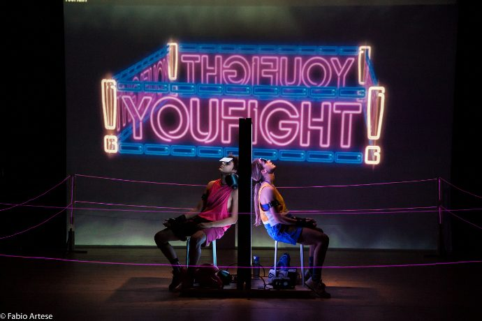 Youfight! (photo: Fabio Artese)