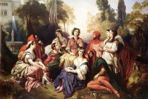 Decameron 2020: call per autori e drammaturghi sulle novelle di Boccaccio