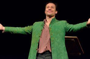Stefano Accorsi nuovo direttore artistico della Fondazione Teatro della Toscana