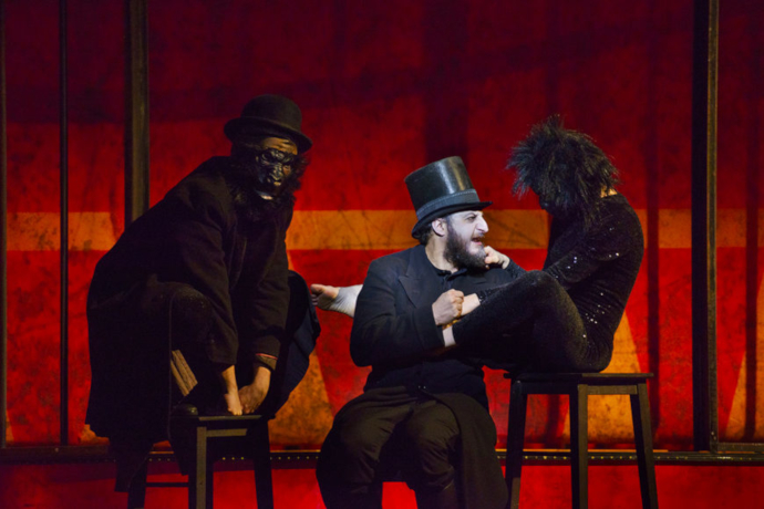 La commedia delle vanità (photo: Serena Pea)