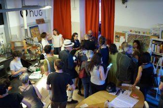 Un'immagine dalla prima edizione del NoLo Fringe (photo: Carlo Recchi)
