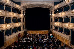 Un'immagine da In-Box 2019 a Siena