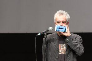 Andrea Cosentino e l'artista nell'epoca del suo isolamento sociale