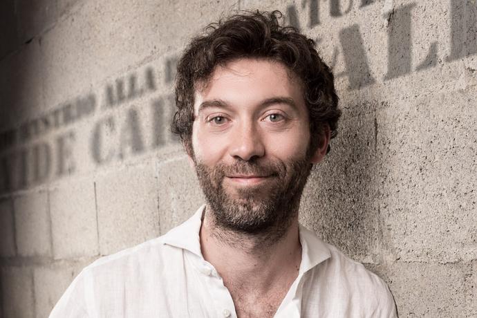 Davide Carnevali (photo: Filippo Quaranta)