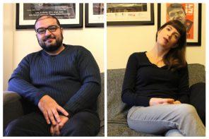 Chiara Boscaro e Marco Di Stefano, tutti i pregi del web
