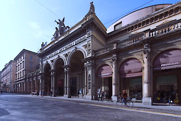 L'Arena del Sole di Bologna