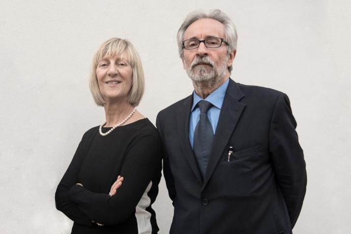 Isabella Lagattolla e Sergio Ariotti (photo: Andrea Macchia)