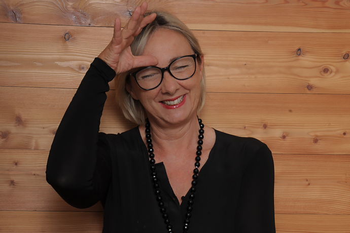Barbara Boninsegna (photo: Dido Fontana)