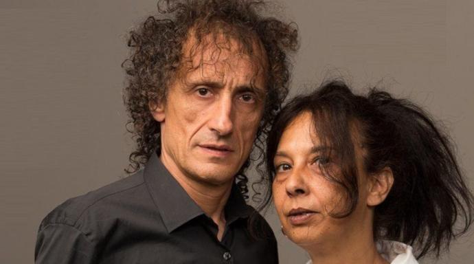 Antonio Rezza e Flavia Mastrella