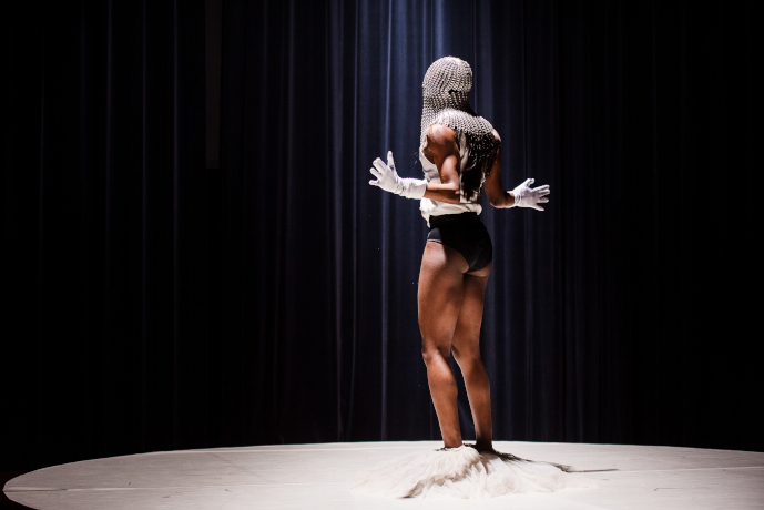 Cherish Menzo (photo: Bas de Brouwer)