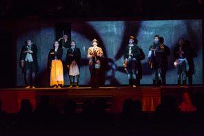 Weiss Weiss del Teatro della Contraddizione (photo: Alvise Crovato)