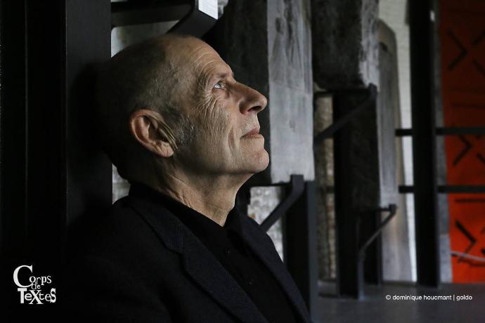 Vitaliano Trevisan (photo: Dominique Houcmant)