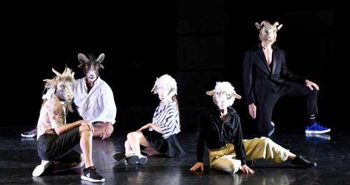 Hyenas di Abbondanza/Bertoni (photo: Matteo Fest)