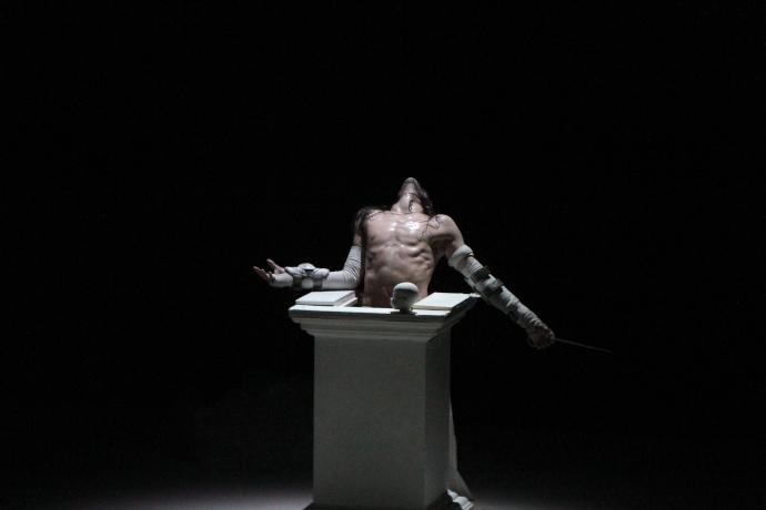 Il Caligola di Teatro del Carretto (photo: Loris Slaviero)