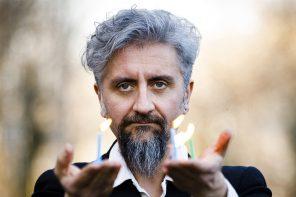 Ascanio Celestini: il teatro è solo l'incontro fra due persone. Videointervista