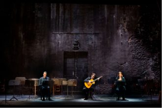 Fuga a tre voci (photo: teatrodidioniso.it)