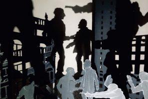 Ombre e letteratura: De Maria, padre e figlia, nella Torino noir
