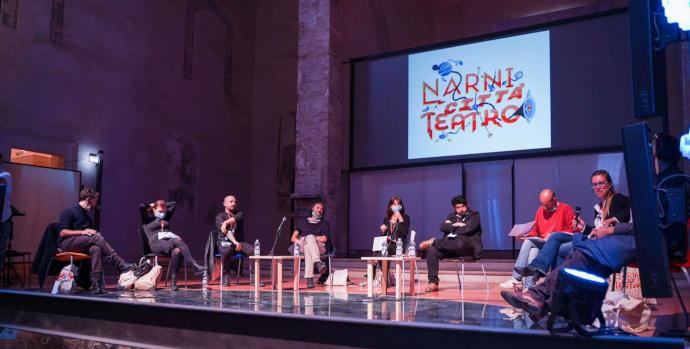 Il convegno (photo: Lorenzo Isoni)
