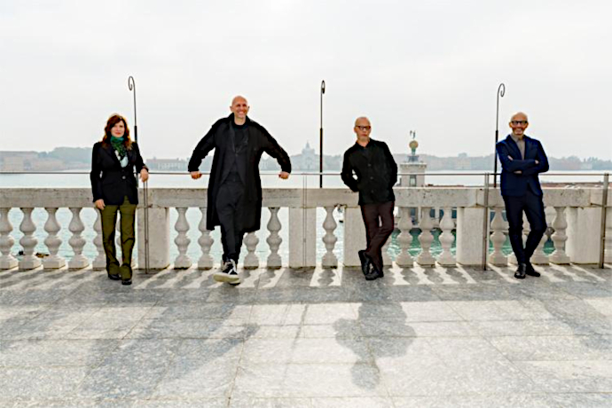 I nuovi volti della Biennale di Venezia (photo: labiennale.org)