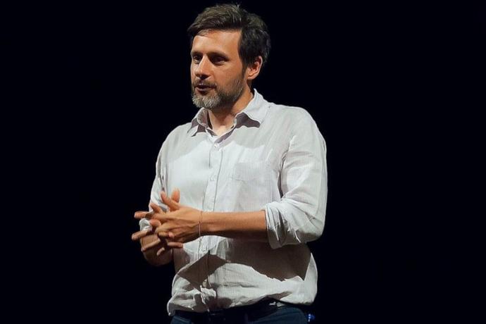 Emiliano Bronzino (photo: Franco Rabino)
