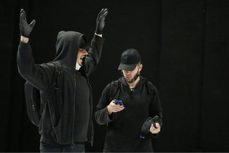 Giuseppe Vincent Giampino e Riccardo Guratti (photo: Margherita Masè)