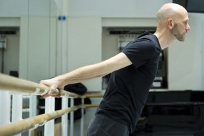 Wayne McGregor (photo: Andrej Uspenski)