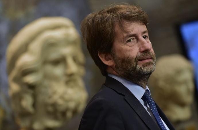 Dario Franceschini (photo: Paolo Cerroni)