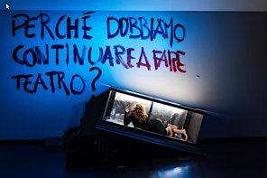 Edipo, io contagio: a Genova il teatro si trasferisce al museo