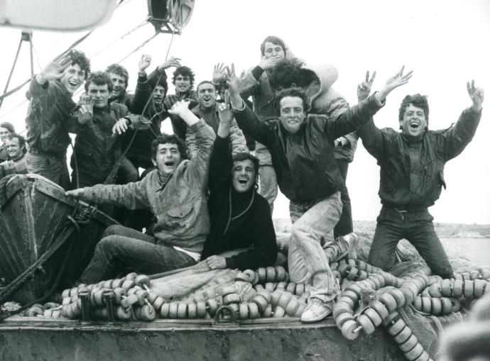 Brindisi 1991 (photo: Damiano Tasco)