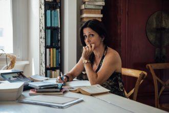 Lucia Calamaro (photo: Guido Mencari)