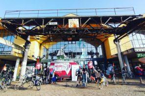 L'ultima ruota: artisti in bici da Milano al Festival di Sanremo