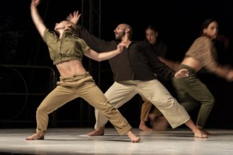 Equilibrio Dinamico Dance Company durante la scorsa edizione