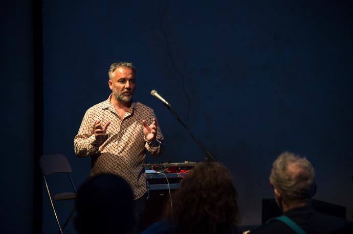 Michele Losi (photo: Alvise Crovato)