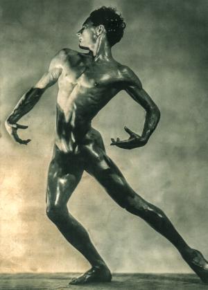 Il danzatore nudo