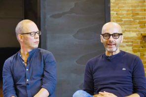 "La prima Biennale, in Blue, di Ricci/Forte: ""Fateci tornare ai nostri teatri!"""