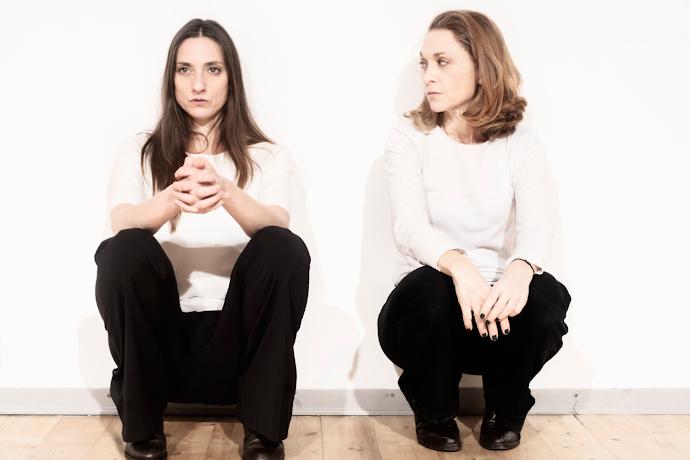 Sara Bertelà e Anna Della Rosa (photo: Lorenza Daverio)