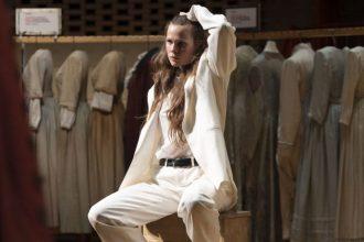 Federica Rossellini è Hamlet (photo: Masiar Pasquali)