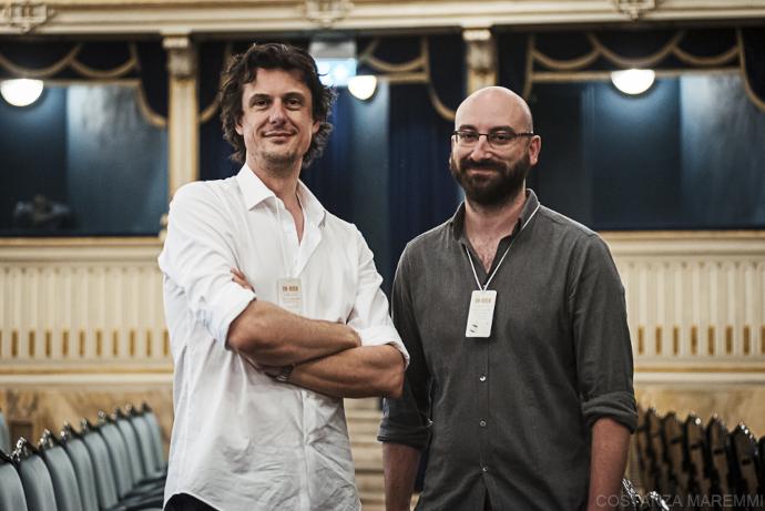 I direttori artistici di In-Box