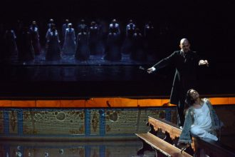 Faust (photo: Michele Crosera / La Fenice)