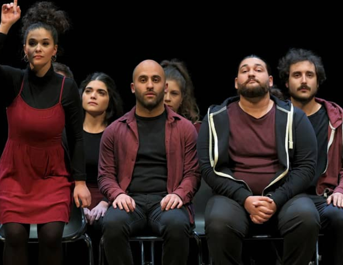 Presente! di Chièdiscena (photo: teatroalfieriasti.it)